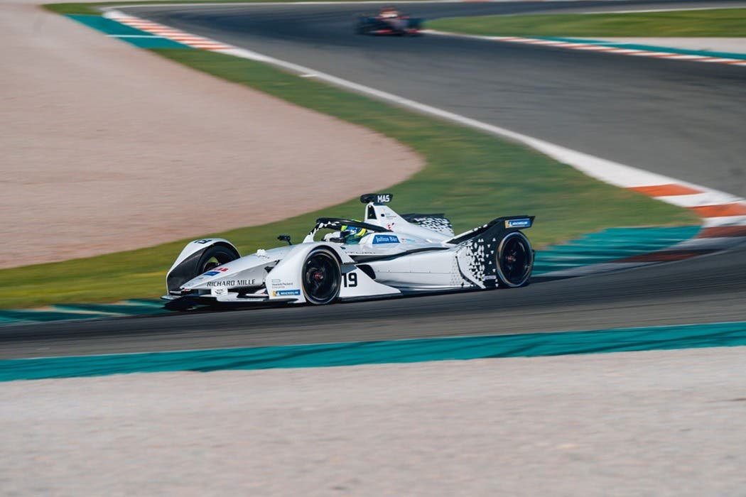 Formula E teams test-race ahead of double-header Diriyah event in Riyadh