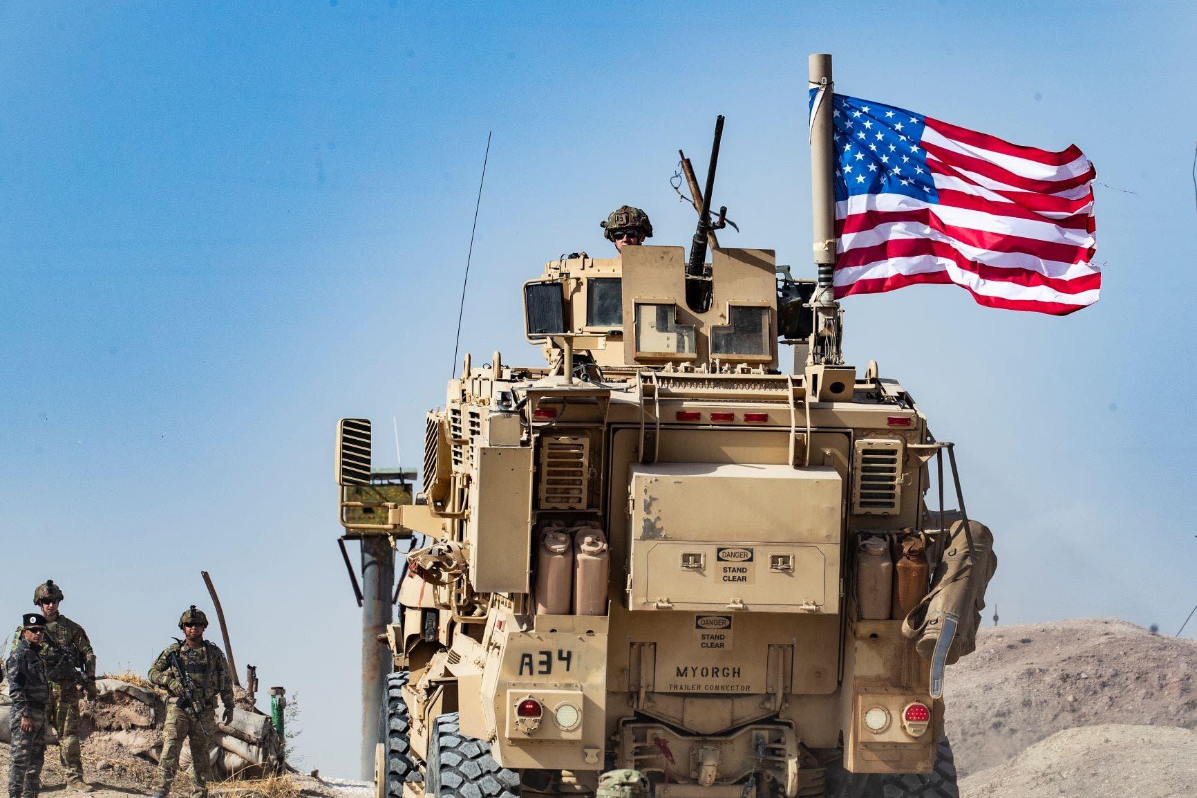 قوات أميركية في سوريا (أرشيفية)