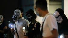 Hong Kong protesters demand mainland Chinese traders leave