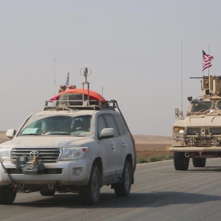صور خاصة.. أميركا تدمر قاعدة وتستعد للانسحاب من أخرى في سوريا