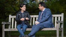 Yazidi doctor awarded for his work helping women calls for justice