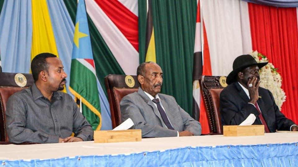نتيجة بحث الصور عن توقيع الإعلان السياسي بين حكومة السودان و