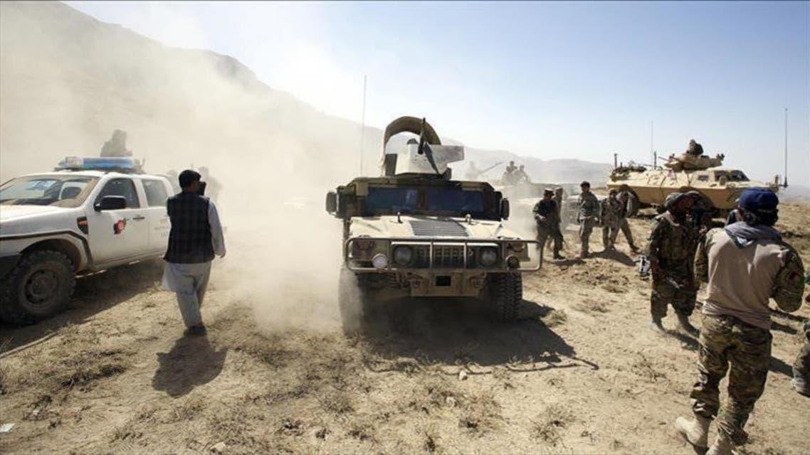 جنگ در ارزگان؛ 20 سرباز افغان و 18 جنگجوی طالبان کشته شدند