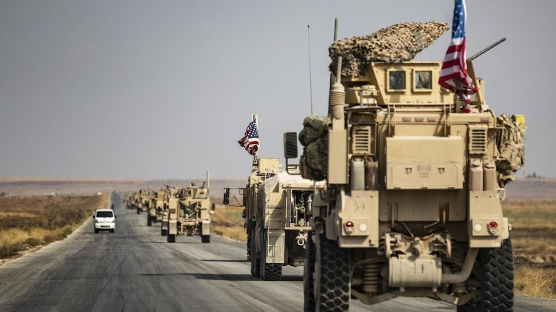 نیروهای آمریکایی از سوریه خارج و در  کردستان عراق مستقر شدند