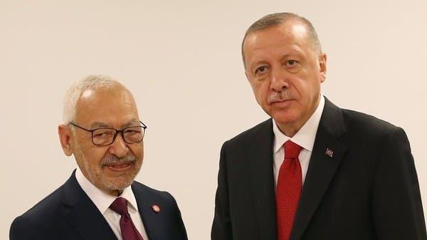 أردوغان يلتقي رئيس حركة النهضة التونسية في إسطنبول