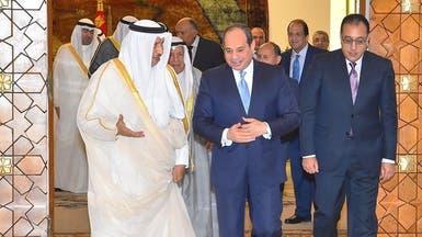 اتفاق مصري كويتي على تعزيز التعاون ودعم أمن الخليج والعرب