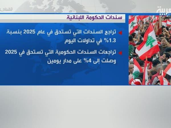 سندات لبنان الدولارية تهوي مع اتساع نطاق الاحتجاجات