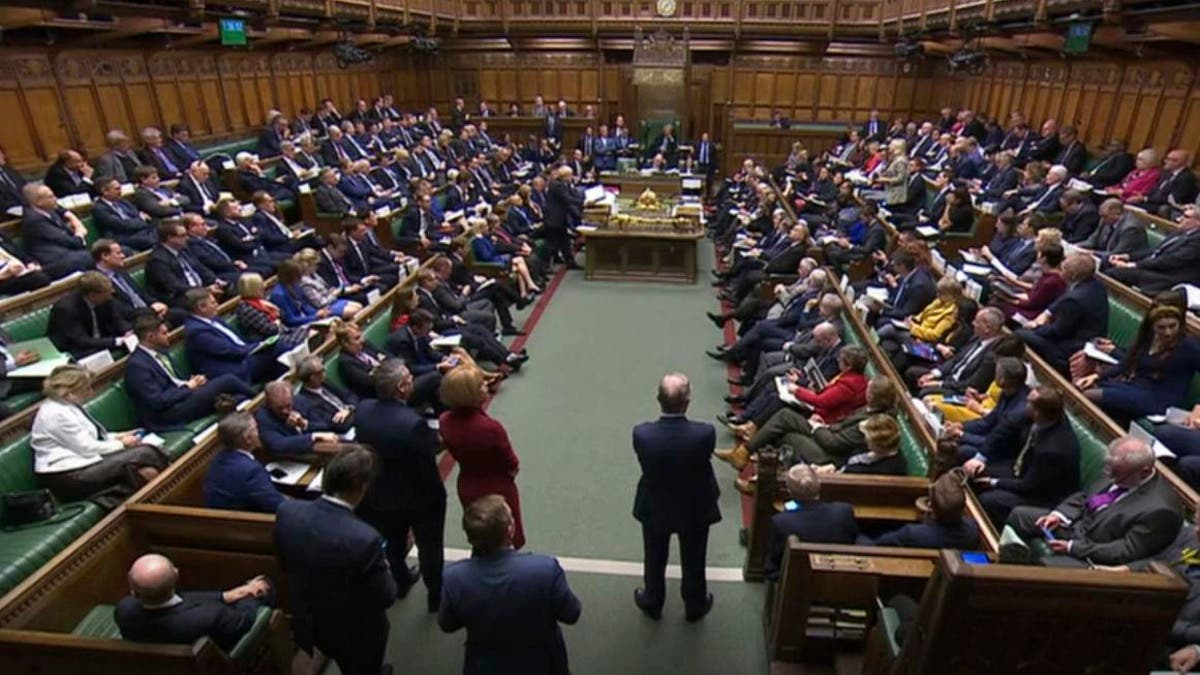 UK's House of Commons backs Brexit trade deal by 521 votes to 73 thumbnail