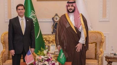 خالد بن سلمان يبحث قضايا أمنية مع وزير الدفاع الأميركي