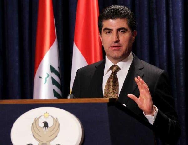 نیچروان بارزانی رئیس کنونی اقلیم کردستان عراق