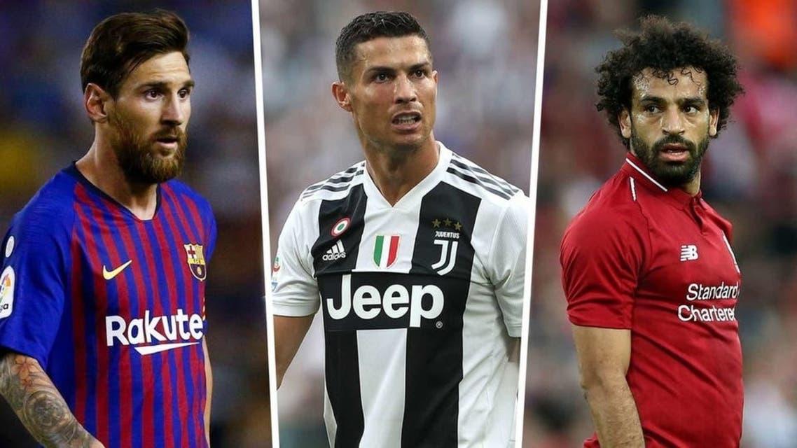 چه کسی توپ طلای 2019 را به خانه میبرد؟ صلاح، لیو یا کریس؟