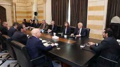مكتب الحريري: حكومات أجنبية تدعم أهداف لبنان للإصلاح