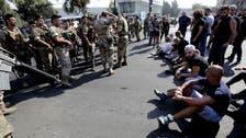 الجيش اللبناني يتأهبلفتح الطرق.. وأميركا تطالبه بحماية المتظاهرين
