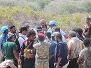 مسؤول عسكري: قيود حوثية على البعثة الأممية ونقاط المراقبة بالحديدة