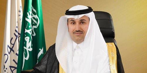 ناصر بن صالح الجاسر  وزير النقل السعودي