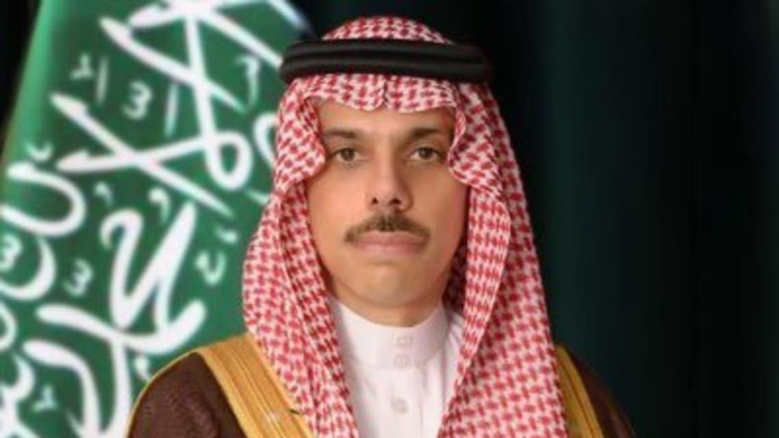 فيصل بن فرحان بن عبدالله وزير الخارجية السعودي