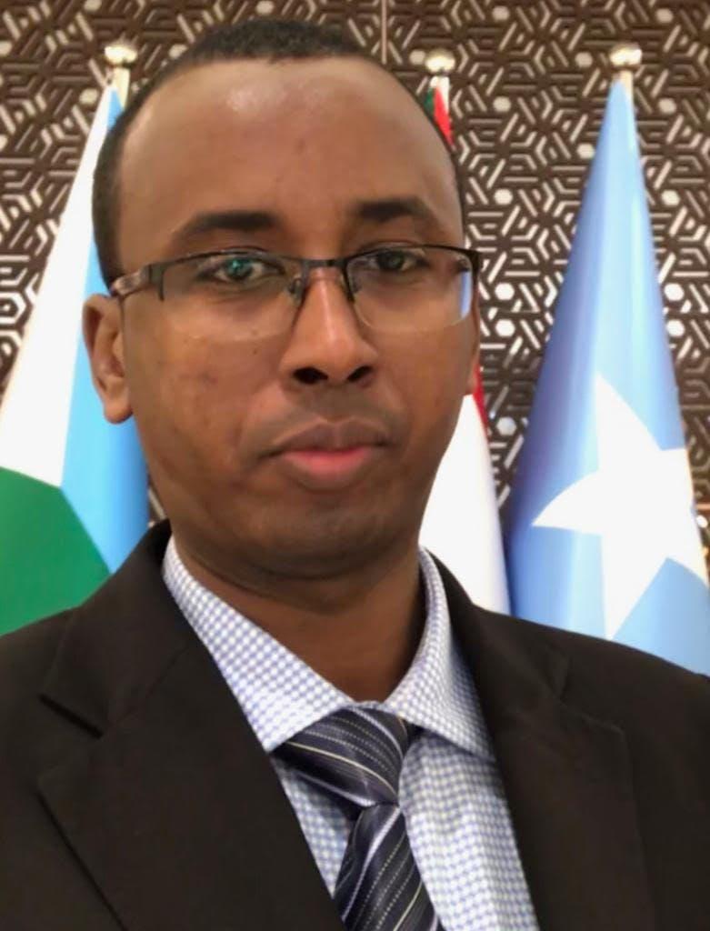 عبد الله عبد الله نائب رئيس الاستخبارات الصومالية السابق