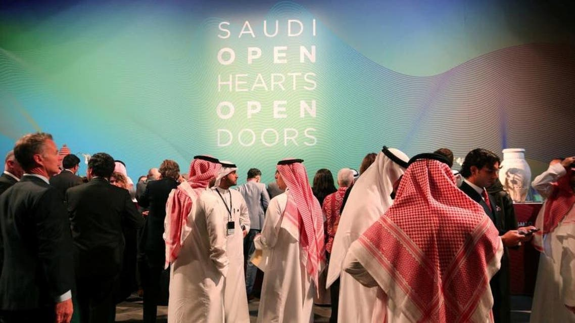 Saudi Open Hearts Open Doors