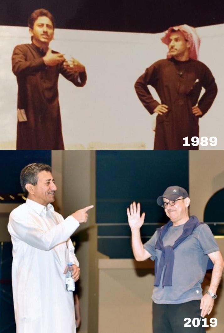 يتجدد لقاء القصبي والسناني بعد 30 عاما