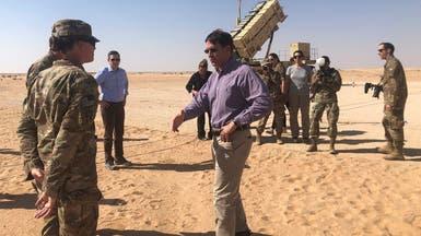 بعد انسحاب قوات أميركية من سوريا للعراق.. إسبر في بغداد