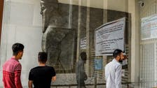 Replicas of Assyrian statues smashed by ISIS unveiled in Mosul