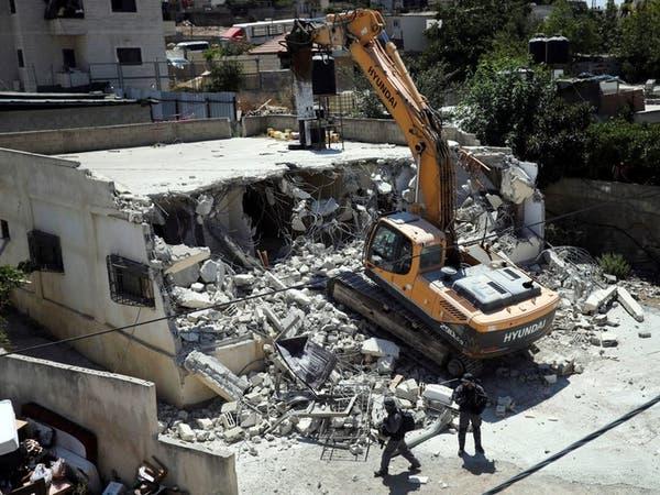 رقم قياسي.. إسرائيل تهدم 140 منزلاً للفلسطينيين
