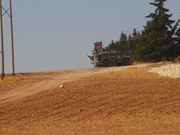 تسيير الدورية الروسية - التركية المشتركة الثانية شمالي سوريا