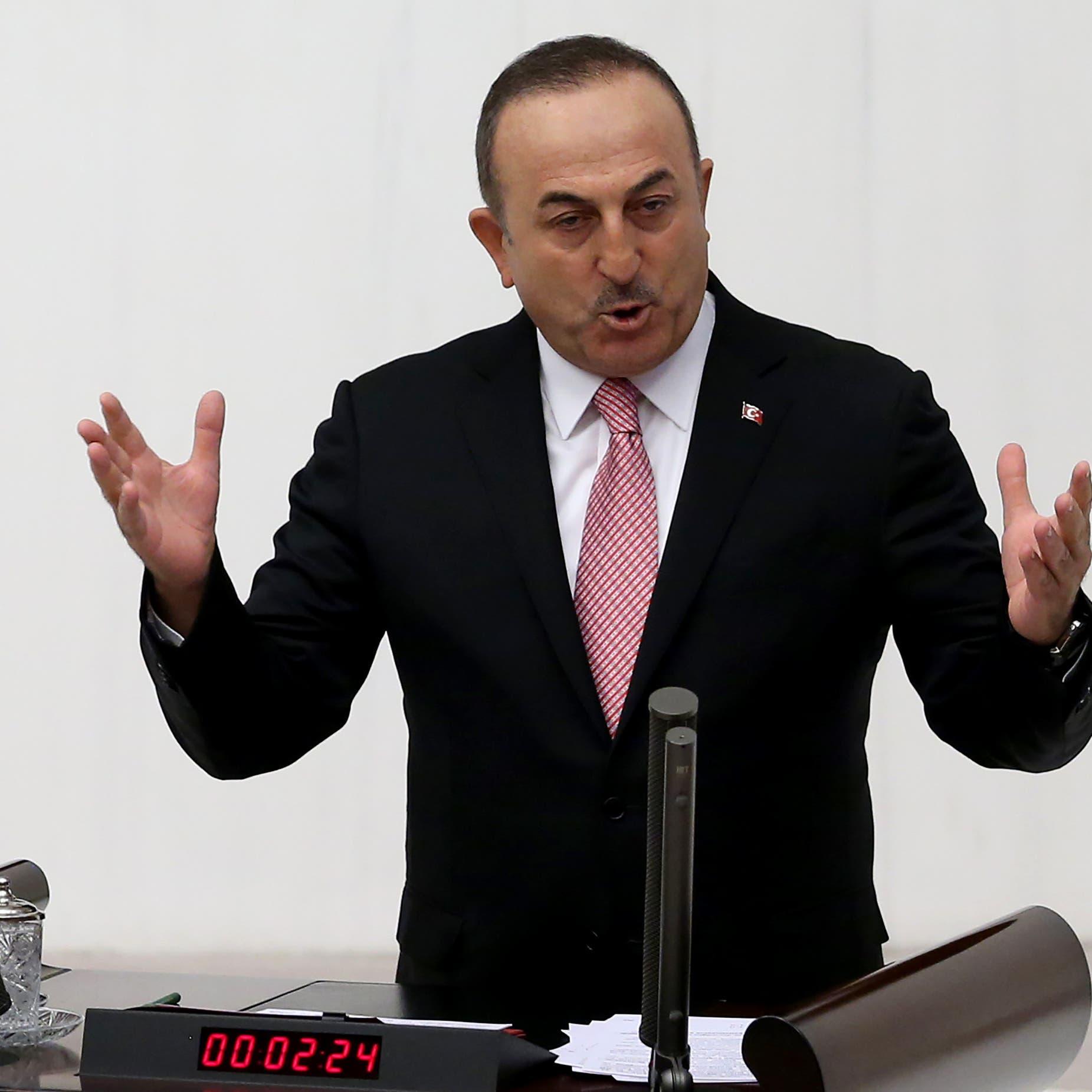 أنقرة: واشنطن عرضت علينا معلومات استخباراتية عن إدلب