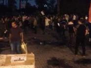 شعارات مناوئة لسليماني وهتافات ضد نظام إيران في بغداد
