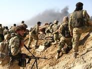اشتباكات بين النظام السوري وفصائل موالية لتركيا بتل تمر