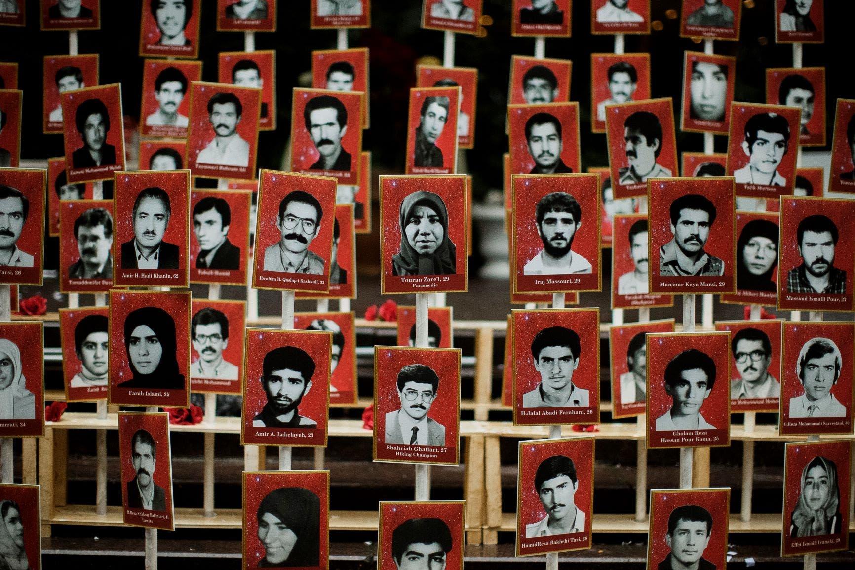 صور لأشخاص نفذ بهم حكم الإعدام (اسوشيتد برس - ارشيفية)