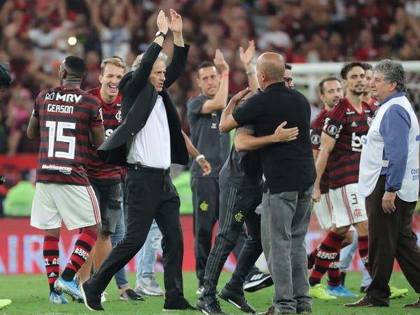 """جيسوس يقود فلامنغو إلى تحقيق """"الدوري وليبرتادوريس"""" في أقل من 24 ساعة"""