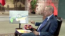 Turkey's Erdogan: Northeast Syria is suitable area for Arabs, not Kurds, to live