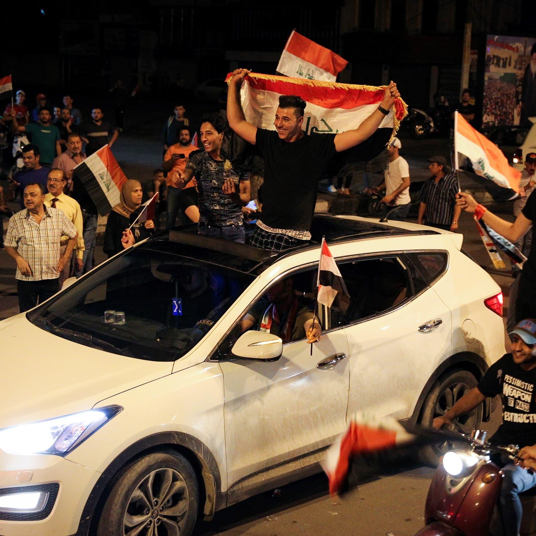 في أول ساعاته.. العراقيون يكسرون حظر التجول ببغداد