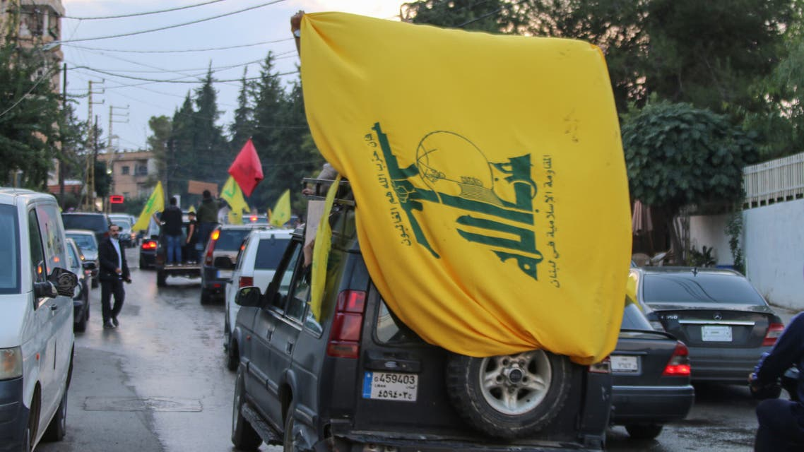 من مسيرات حزب الله في بعلبك