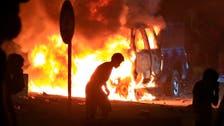 بغداد : گرین زون میں راکٹ گرنے سے ایک عراقی سیکورٹی اہل کار ہلاک