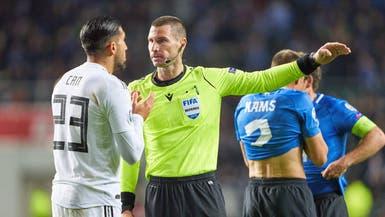 """""""يويفا"""" يوقف الألماني إيمري تشان مباراة واحدة"""