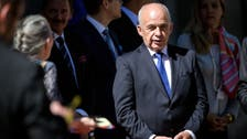 Swiss president to lead financial delegation to Gulf