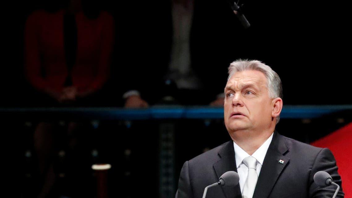 Hungary Prime Minister Viktor Orban october 2019 REUTERS