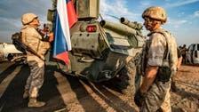 """""""خالفت القواعد"""".. روسيا تعترض قافلة أميركية شرق سوريا"""