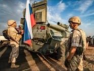 بعد القصف التركي.. شرطة روسية تنتشر على الحدود السورية