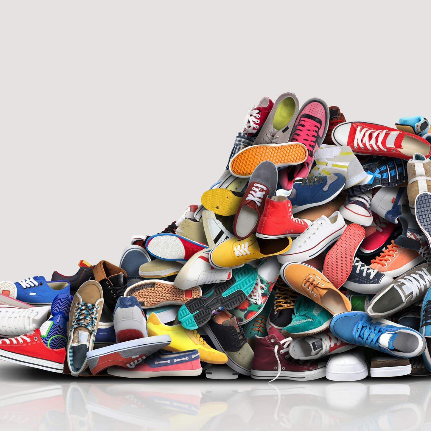 مافيا تصنِّع أحذية من مواد سامة وتبيعها في إيطاليا