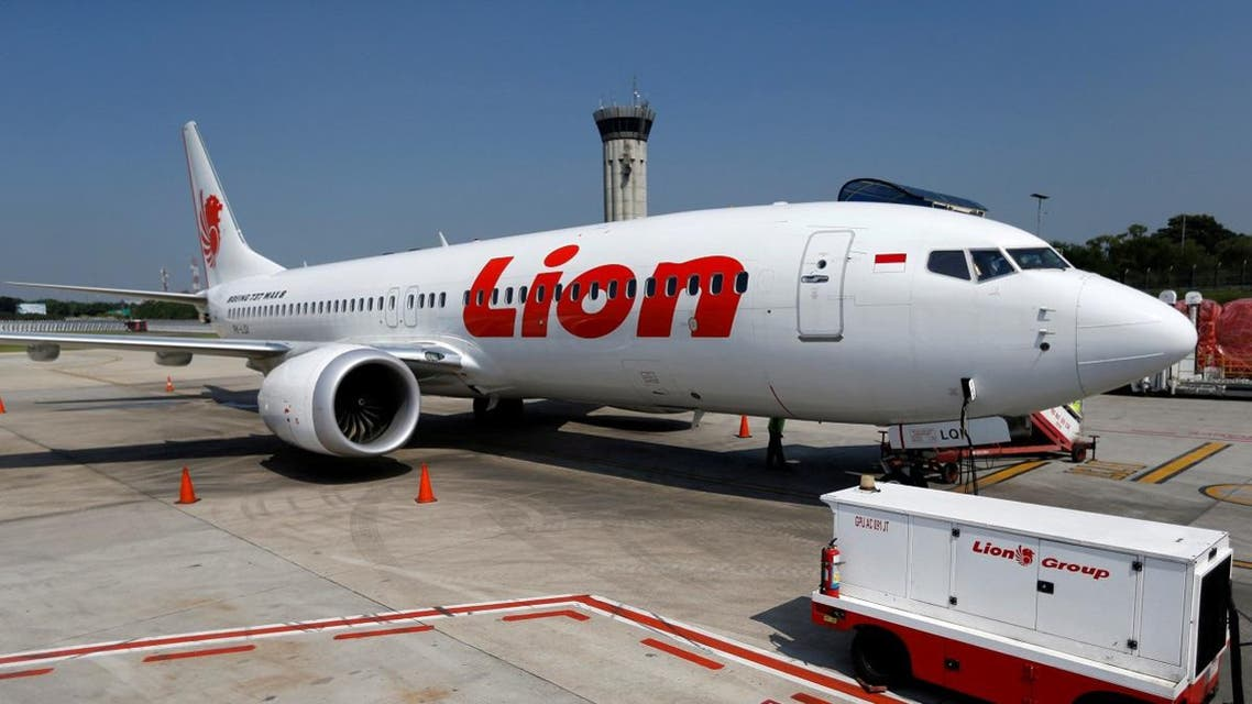 Lion Air's Boeing 737 Max 8 airplane is parked on the tarmac of Soekarno Hatta International airport near Jakarta. (File photo: Reuters)