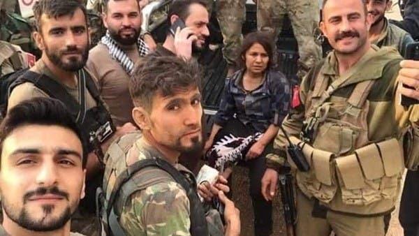 معلومات جديدة عن خاطفالمقاتلة الكردية التي سيقت للذبح