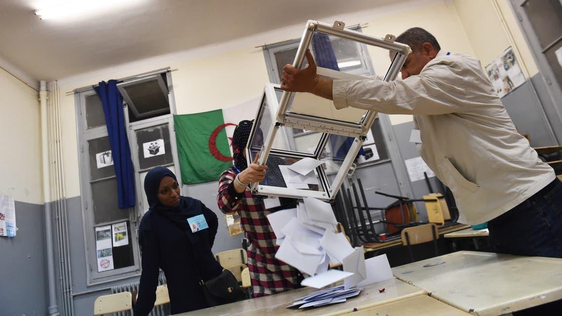 algerie elections 2017 AFP