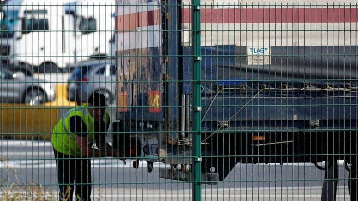 British police initially said all 39 people found dead in a refrigerated trailer in Essex this week were Chinese, including eight women. (File photo: Reuters)