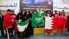خلیجی خواتین کھیلوں میں سعودی عرب کی شان دار کارکردگی