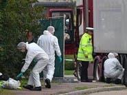 التعرف على هوية ضحايا شاحنة المهاجرين في بريطانيا