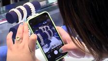 Over $1.8 million diamond stolen from Japan jewelry fair