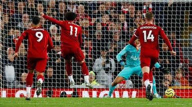 صلاح ينقذ ليفربول من التعثر أمام توتنهام في الدقيقة الأخيرة